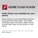 adobeiphoneexvuseflash